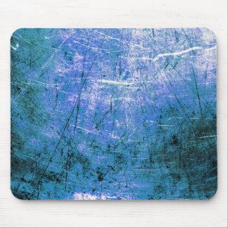 Placa de acero azul tapetes de raton