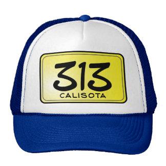 Placa de Calisota 313 Gorro