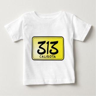 Placa de Calisota 313 Playeras