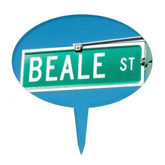 Placa de calle de Beale Palillos De Tarta