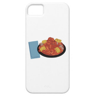 Placa de cangrejos funda para iPhone SE/5/5s