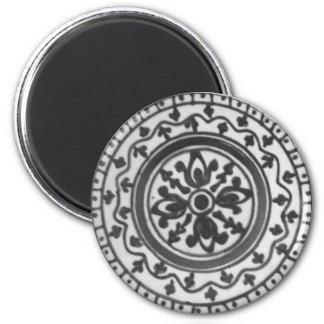Placa de cerámica imanes