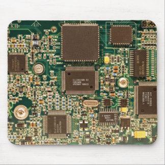 Placa de circuito alfombrillas de ratones