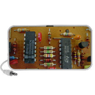 Placa de circuito mini altavoces
