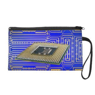 Placa de circuito de la electrónica