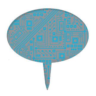 Placa de circuito de Robotika Figuras De Tarta