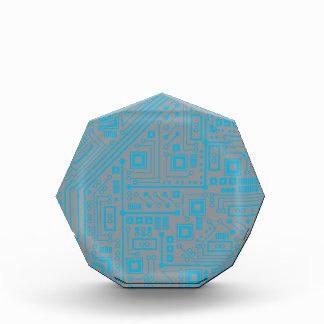 Placa de circuito de Robotika