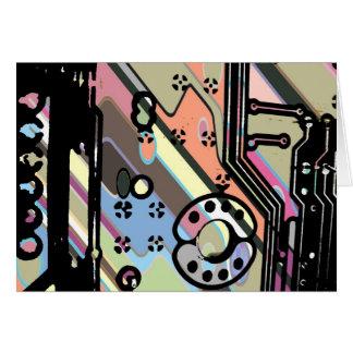 Placa de circuito del ordenador tarjeta
