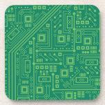 Placa de circuito del robot posavasos de bebidas