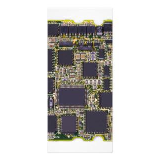 placa de circuito electrónica lonas personalizadas