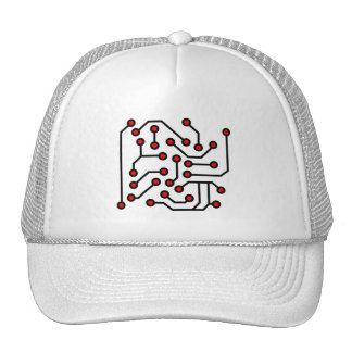 Placa de circuito impresa gorra