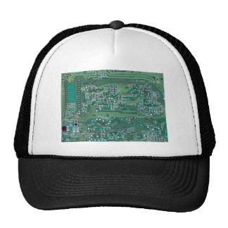 Placa de circuito impresa gorros