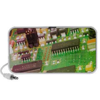 Placa de circuito impresa - PWB Mini Altavoces