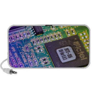 Placa de circuito impresa - PWB Sistema De Altavoz