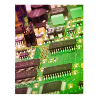 Placa de circuito impresa - PWB Tarjetas Postales