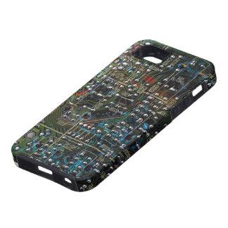 Placa de circuito iPhone 5 carcasas