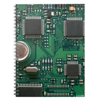 Placa de circuito libretas