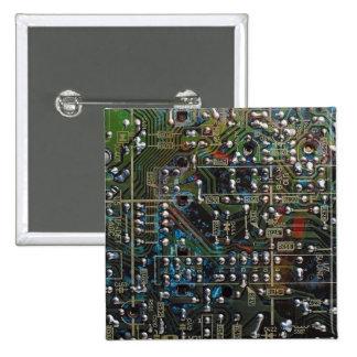 Placa de circuito pins