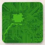 Placa de circuito posavasos