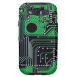 Placa de circuito (PWB) - color verde Galaxy S3 Funda