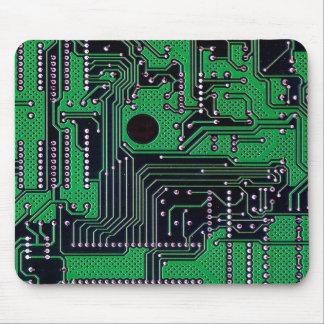 Placa de circuito alfombrillas de ratón