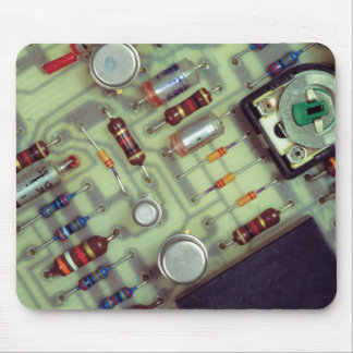 placa de circuito tapete de ratón