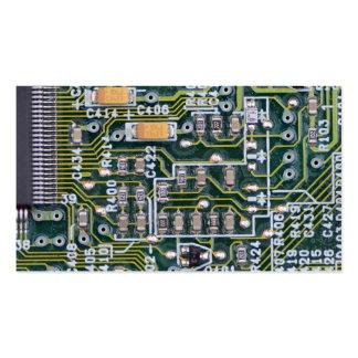 Placa de circuito tarjeta personal