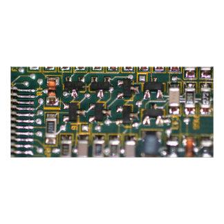 Placa de circuito plantillas de lonas