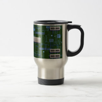 Placa de circuito tazas de café