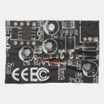 Placa de circuito toalla