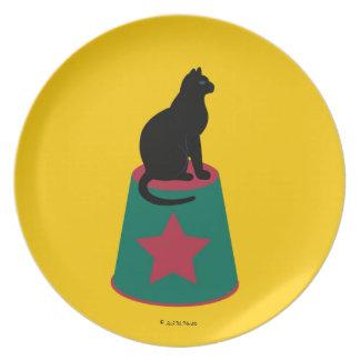 Placa de Cirque de Martzkins Panther Platos De Comidas