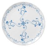 Placa de control partida de la porción de la maner platos