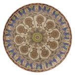 Placa de Cypress del Victorian Platos De Comidas