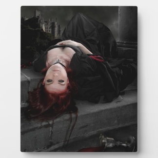 Placa de Elizabeth Bathory