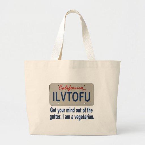 Placa de ILVTOFU California Bolsas