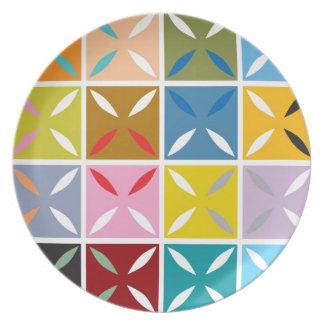 Placa de Keerapa Platos De Comidas