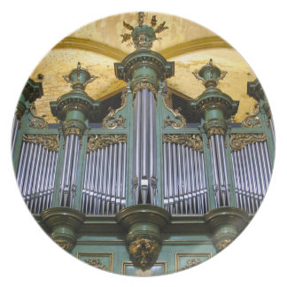 Placa de la catedral de Aix-en-Provence Plato