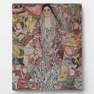 Placa de la cerveza de Gustavo Klimt Fredericke Ma