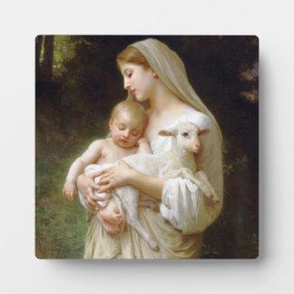 Placa de la inocencia de Bouguereau