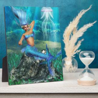 Placa de la sirena