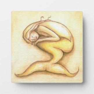Placa de la sirena el dormir