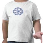 Placa de Seder Camisetas