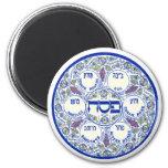 Placa de Seder Iman Para Frigorífico