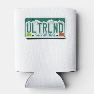 Placa de UltraLandia CO Enfriador De Latas