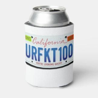 Placa de URFKT100 CA Enfriador De Latas
