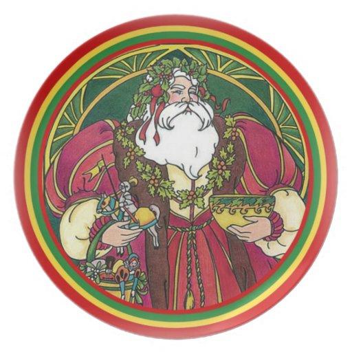Placa del ~ #1 de San Nicolás Plato De Cena