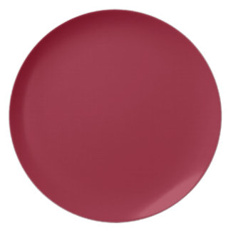 Placa del arándano plato
