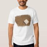 Placa del béisbol camisas
