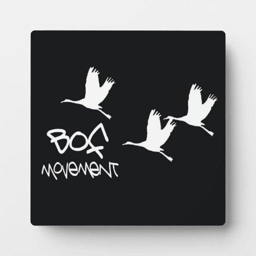 Placa del BOF