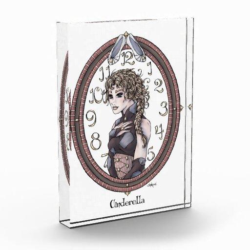 """Placa del cristal del arte de la fantasía de """"Ceni"""